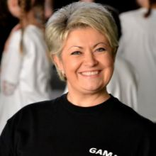 Iwona Łagodzińska - dyrektor zespołu GAMA