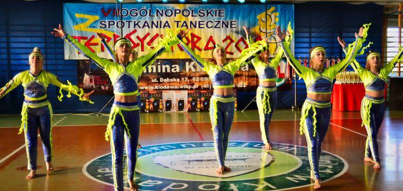 Mini formacja GAMA Juniorki - Terpsychora 2018